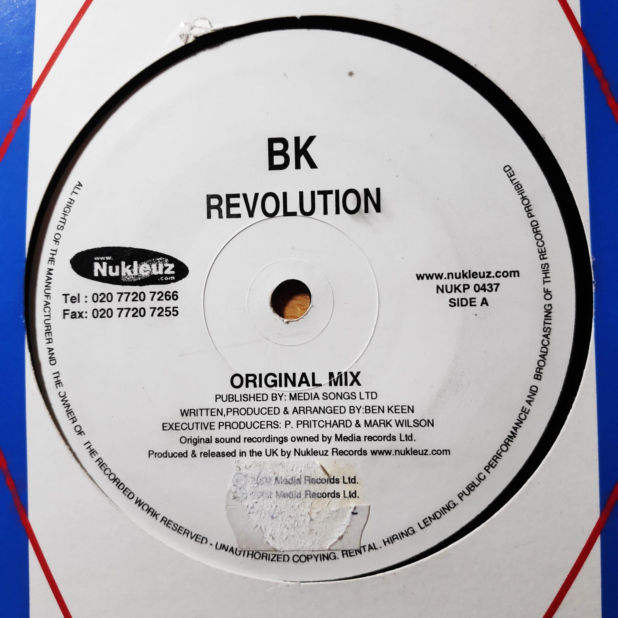 (0686) BK – Revolution
