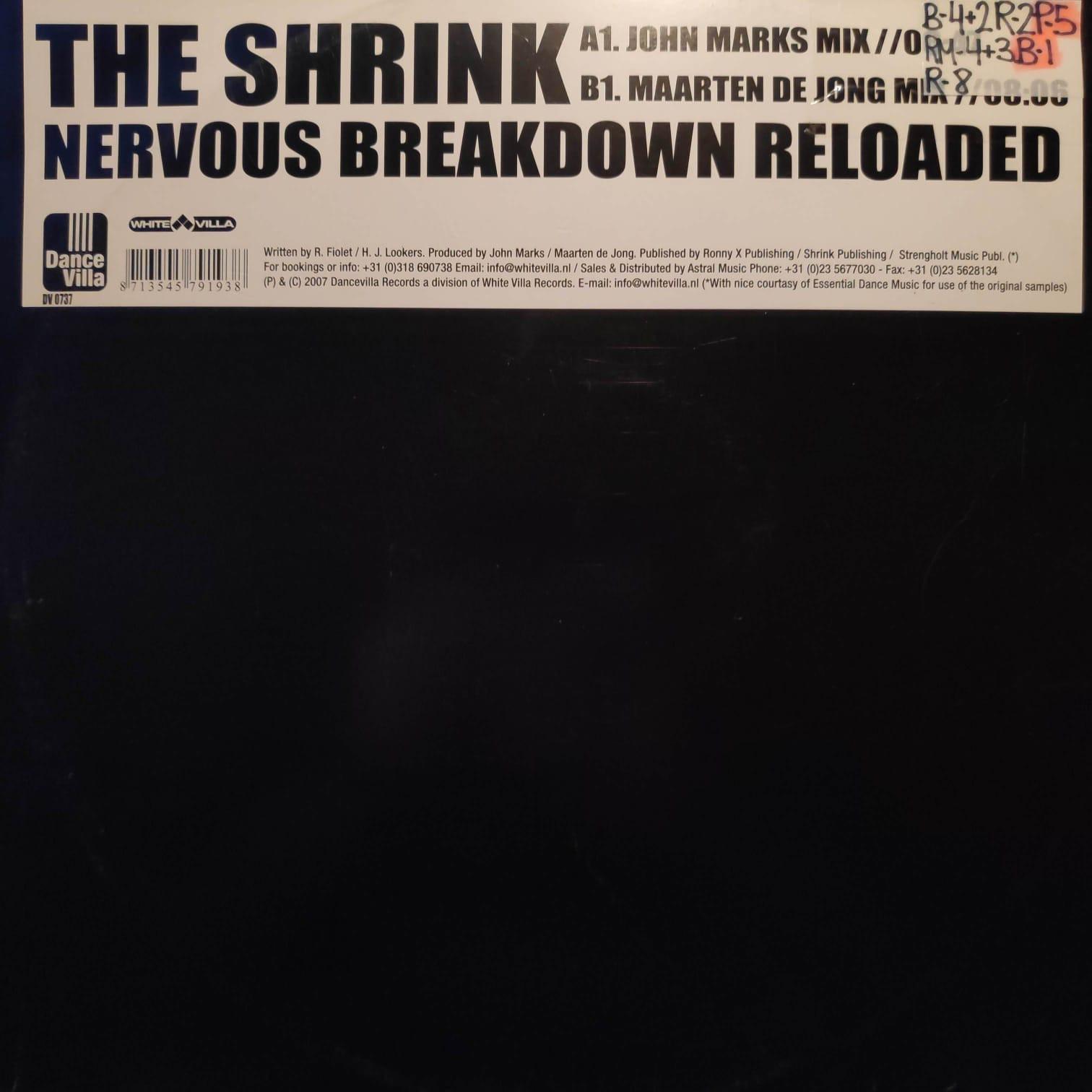 (14382) The Shrink – Nervous Breakdown Reloaded