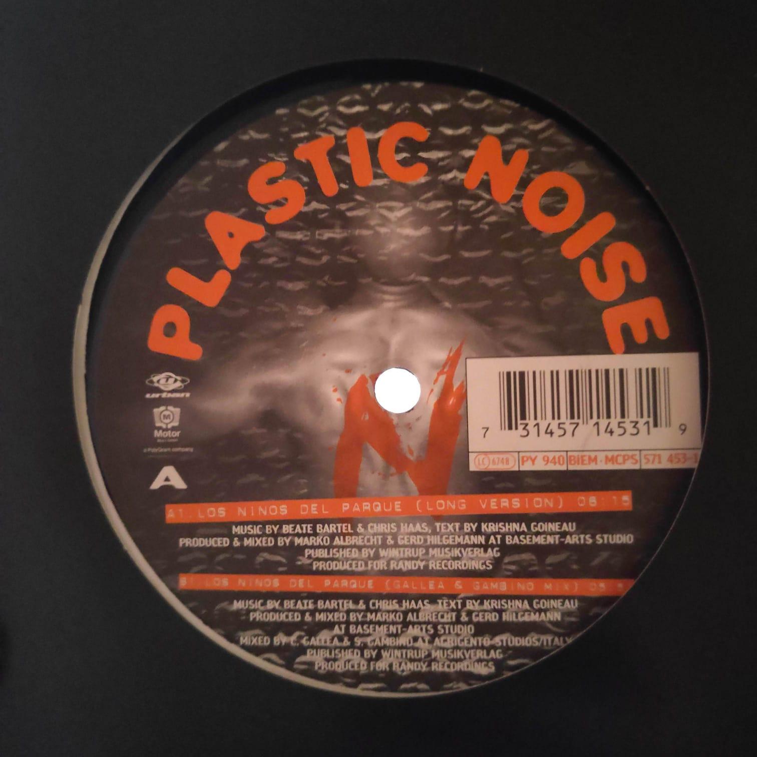 (CUB1671) Plastic Voice – Los Ninos Del Parque