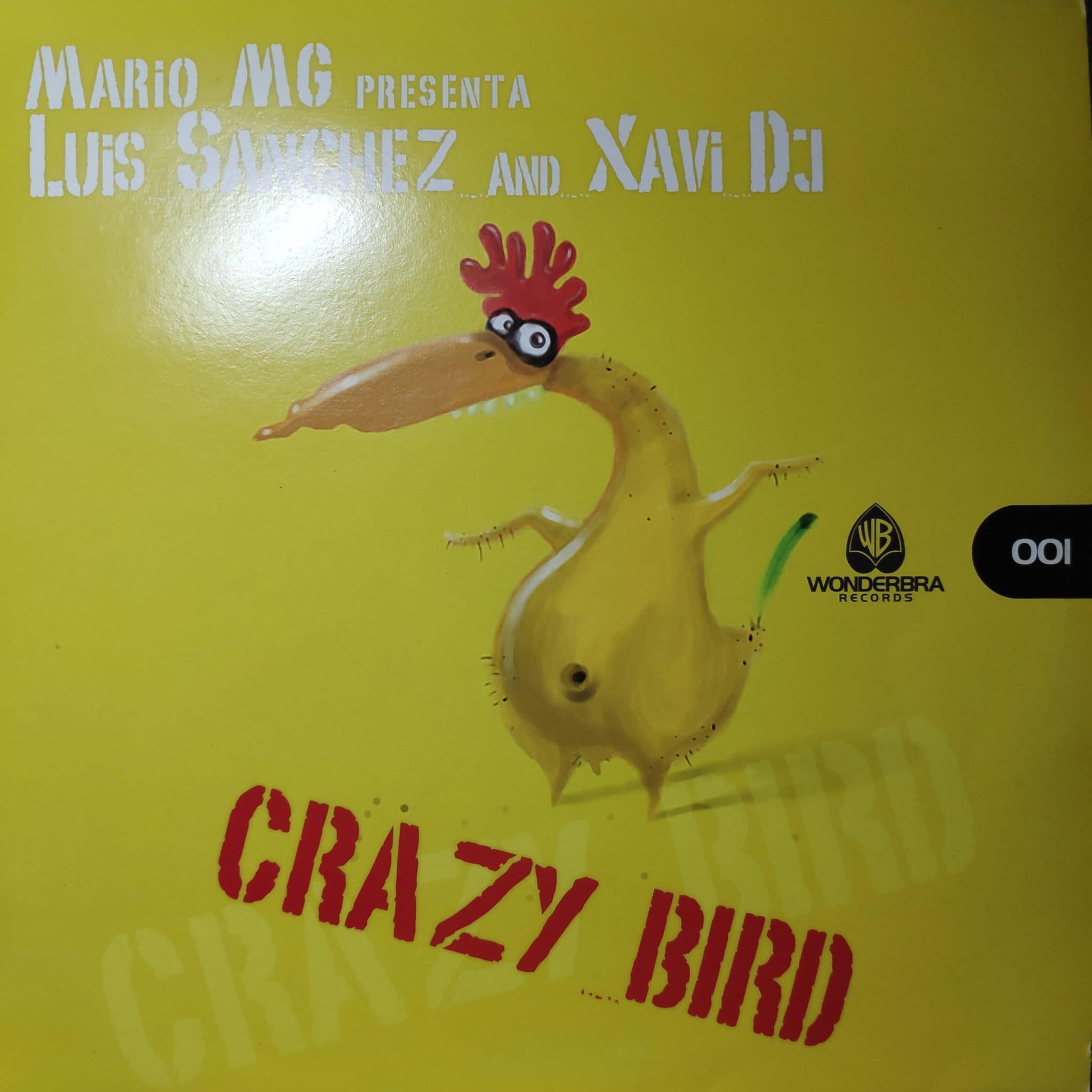 (13924) Mario MG Presenta Luis Sanchez (3) And Xavi Dj – Crazy ...Bird