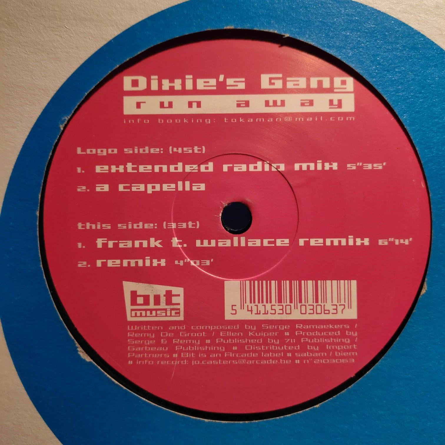 (20053) Dixie's Gang – Run Away
