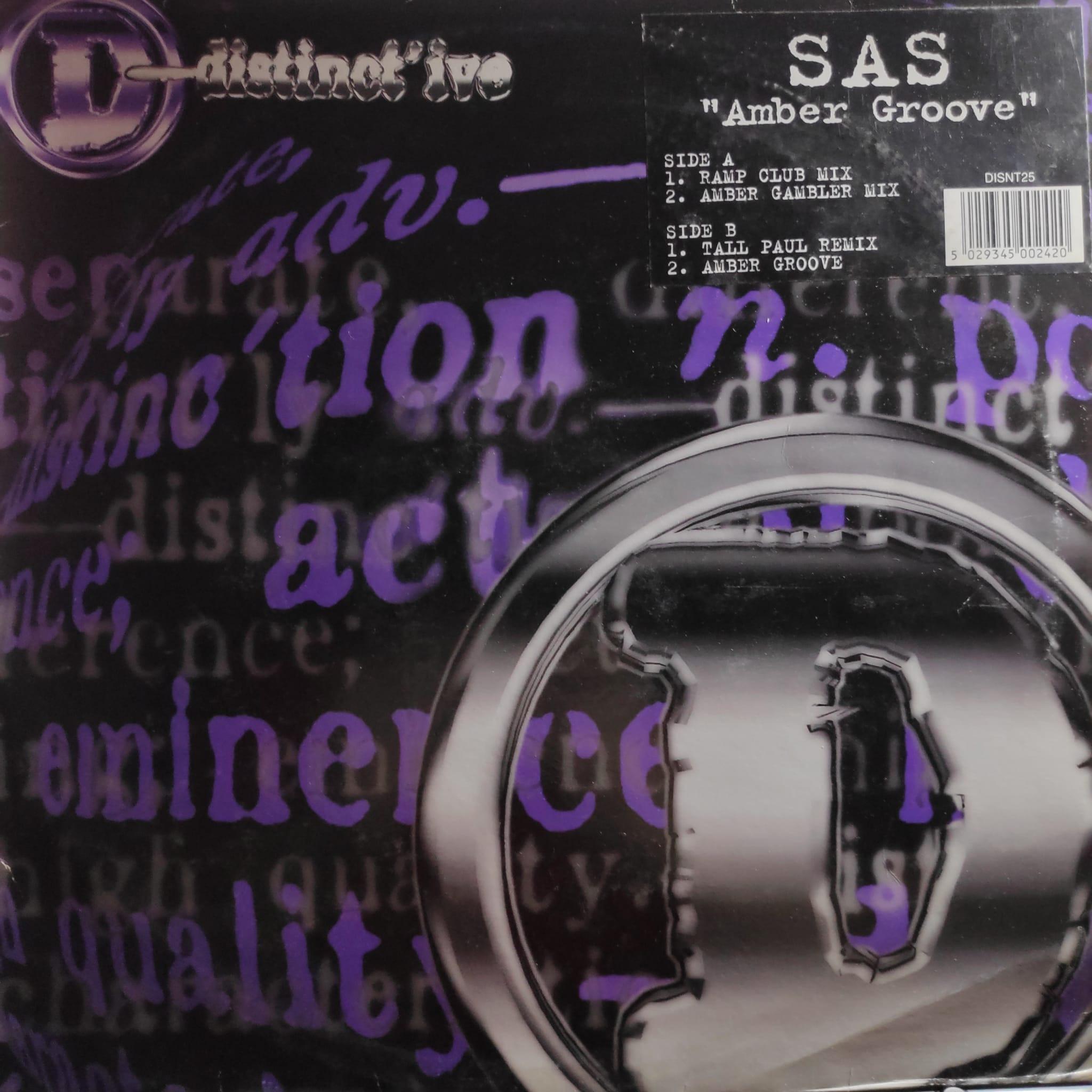 (29280) SAS – Amber Groove
