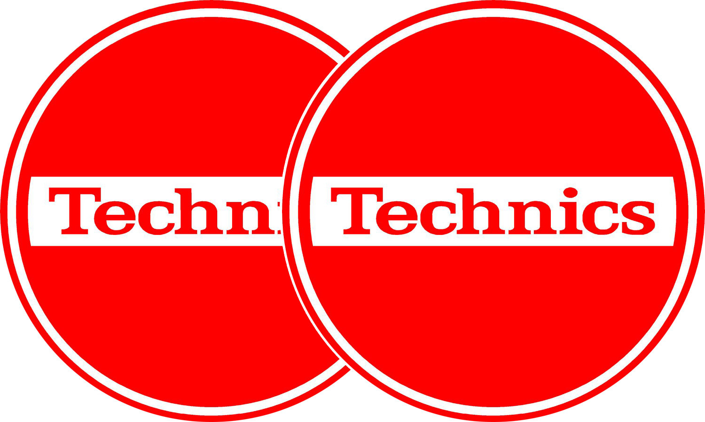 2x Slipmats - Technics Break
