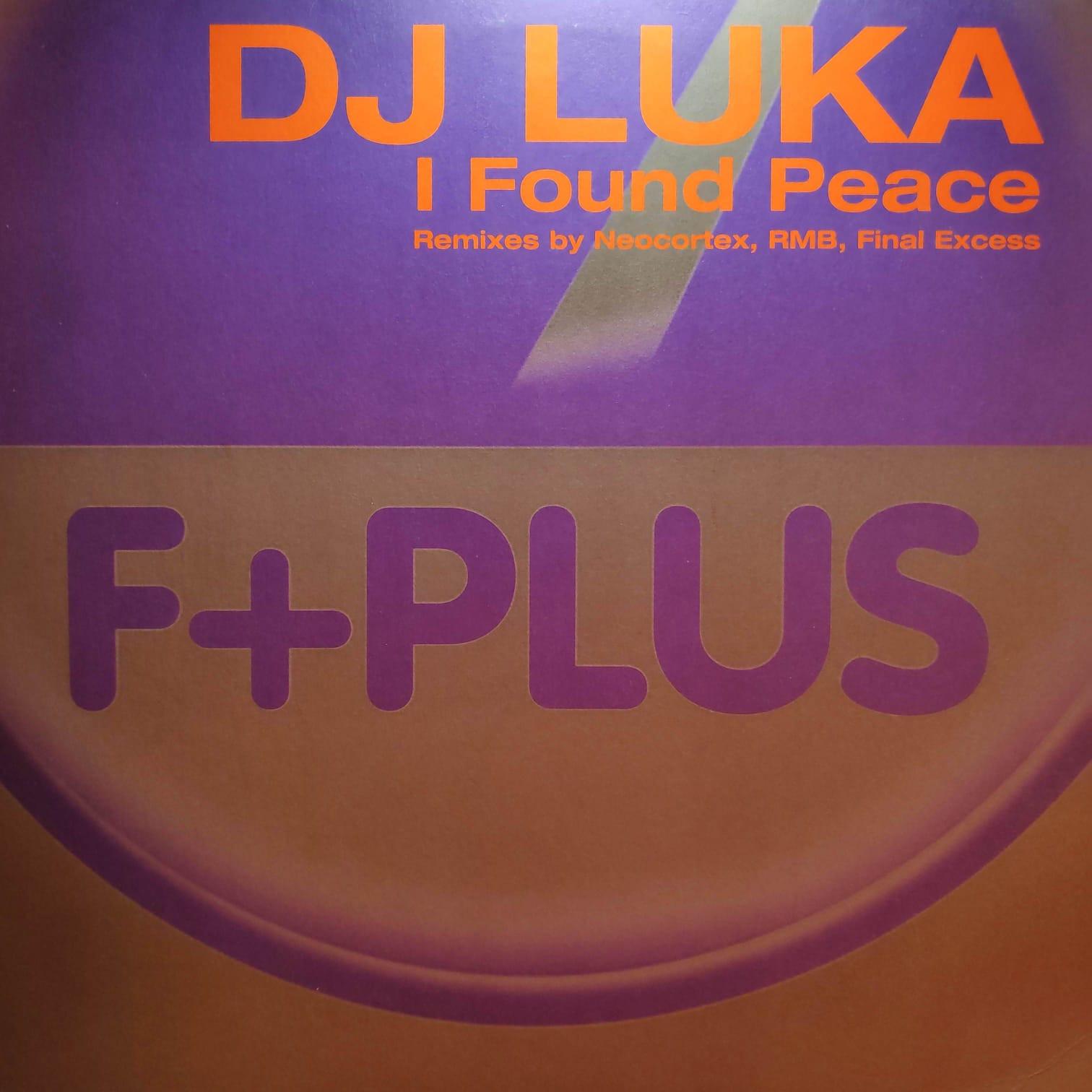 (4734) DJ Luka – I Found Peace