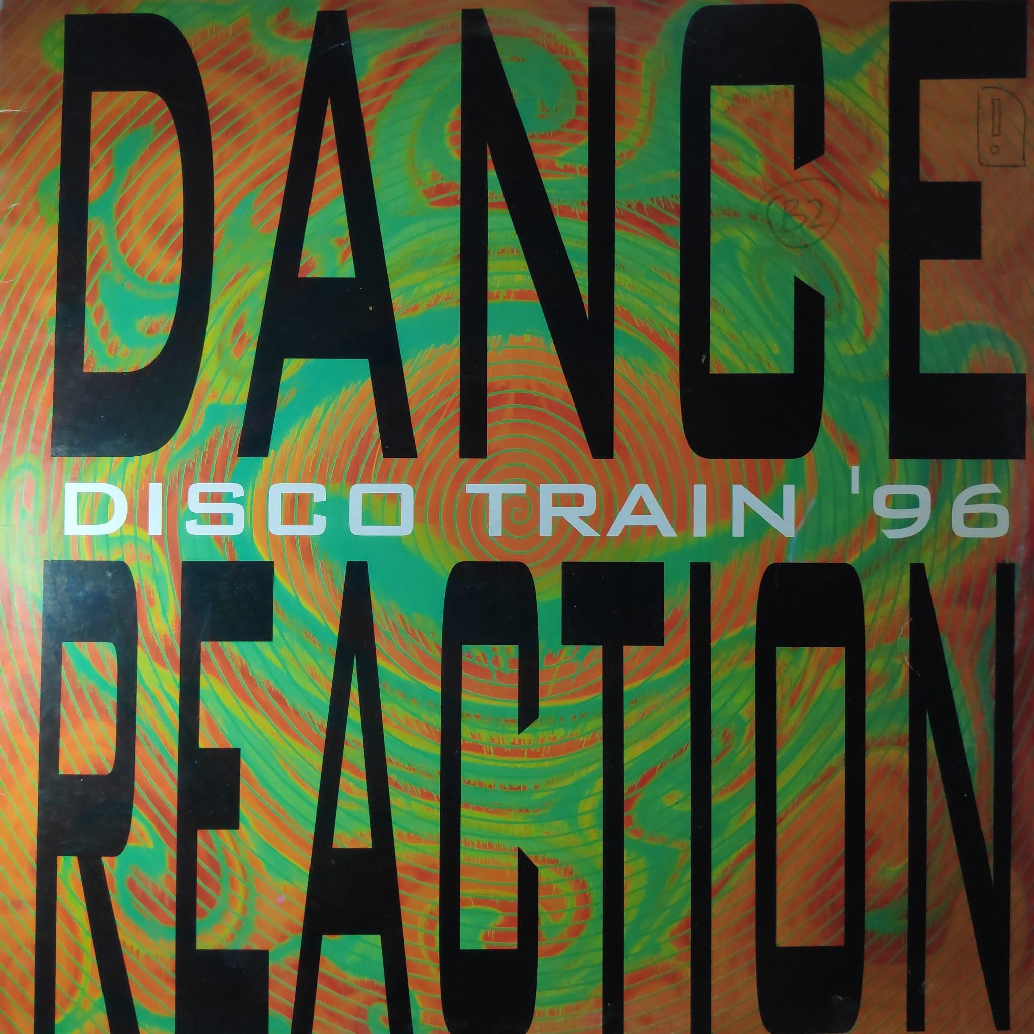 (25737B) Dance Reaction – Disco Train '96