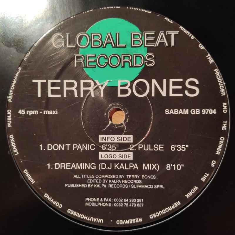 (29340) Terry Bones – Dreaming