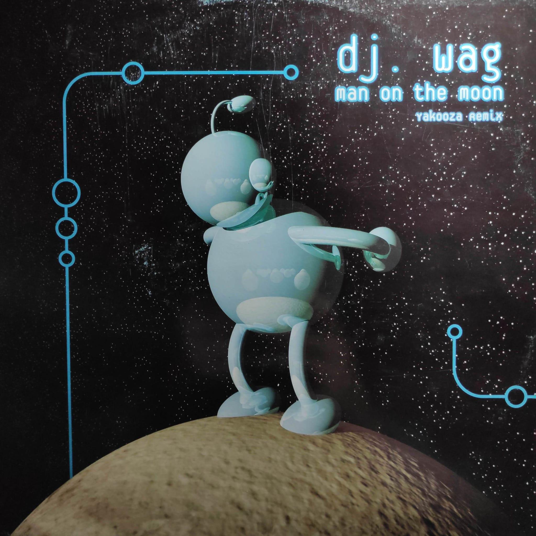 (19470B) DJ Wag – Man On The Moon