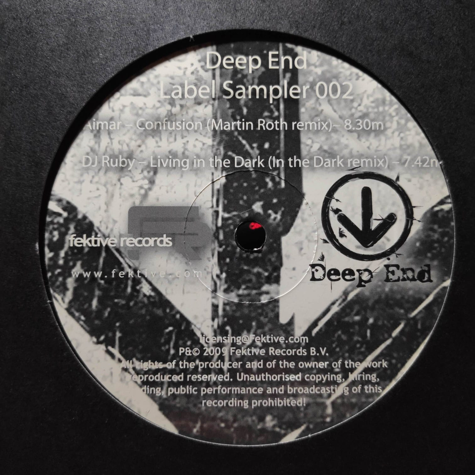 (27311) Deep End Label Sampler 002