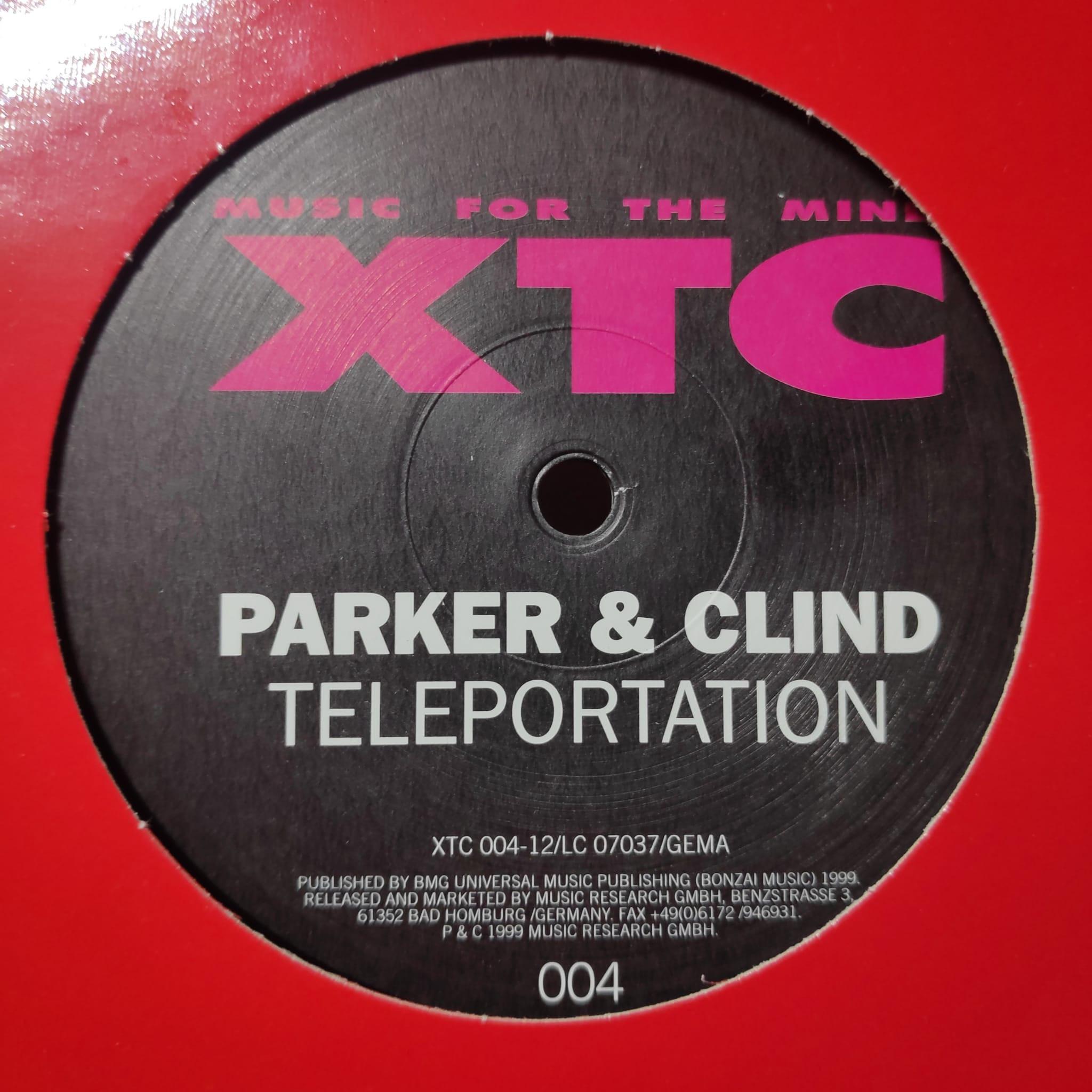 (27921) Parker & Clind – Teleportation