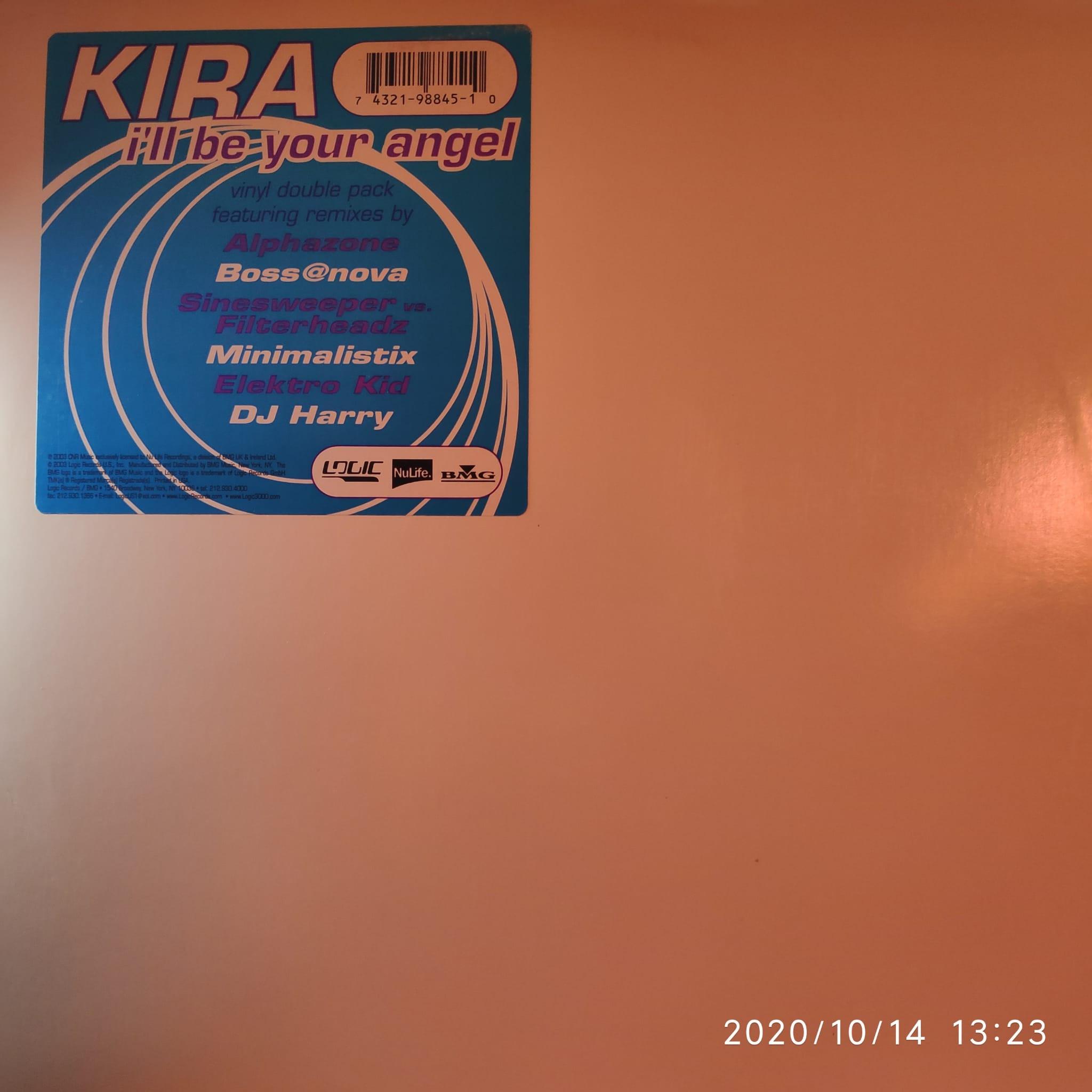 (1045B) Kira – I'll Be Your Angel (2x12)