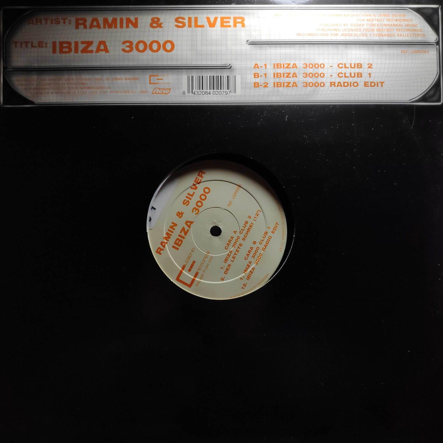 (27300) Ramin & Silver – Ibiza 3000