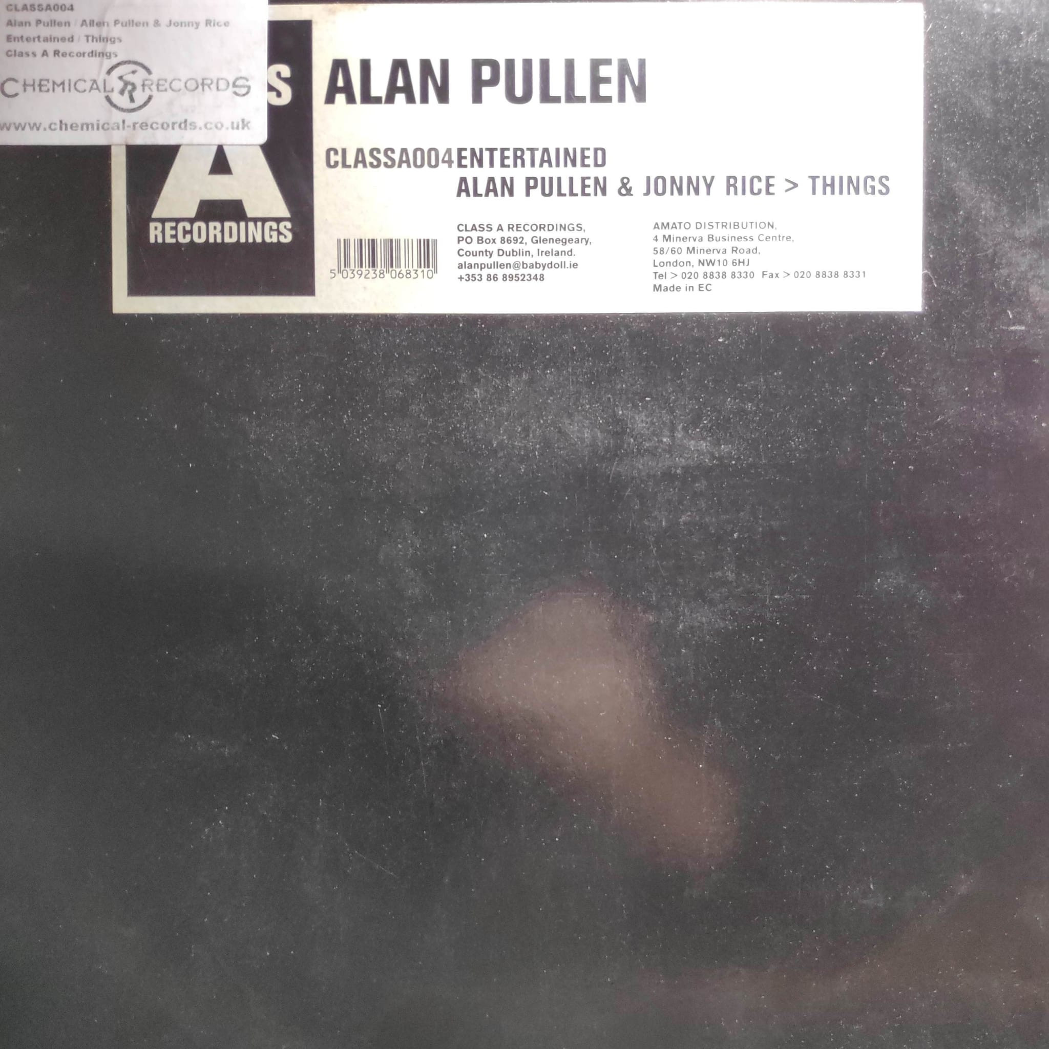 (24821) Alan Pullen & Johnny Rice – Entertained / Things