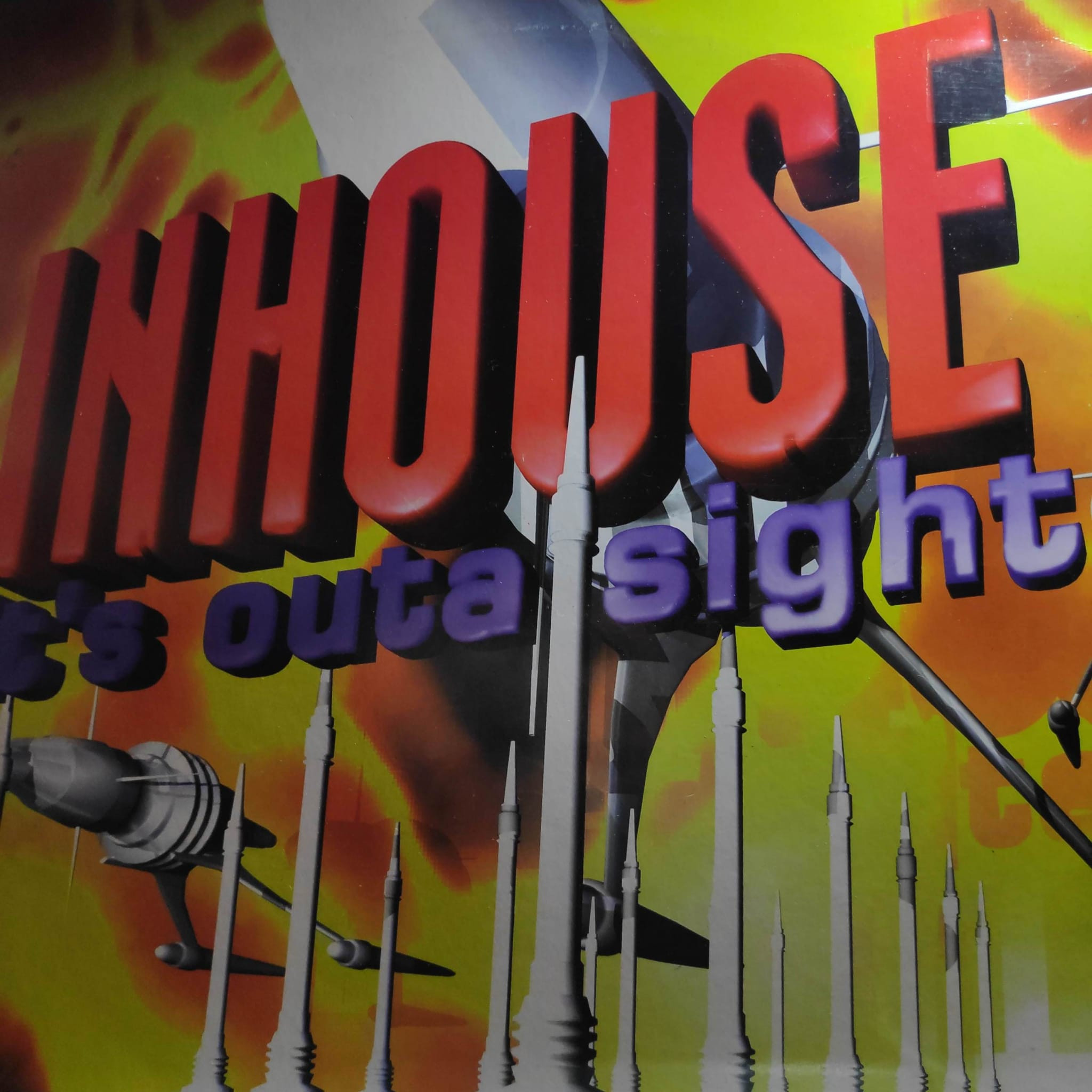 (23780) Inhouse – It's Outa Sight