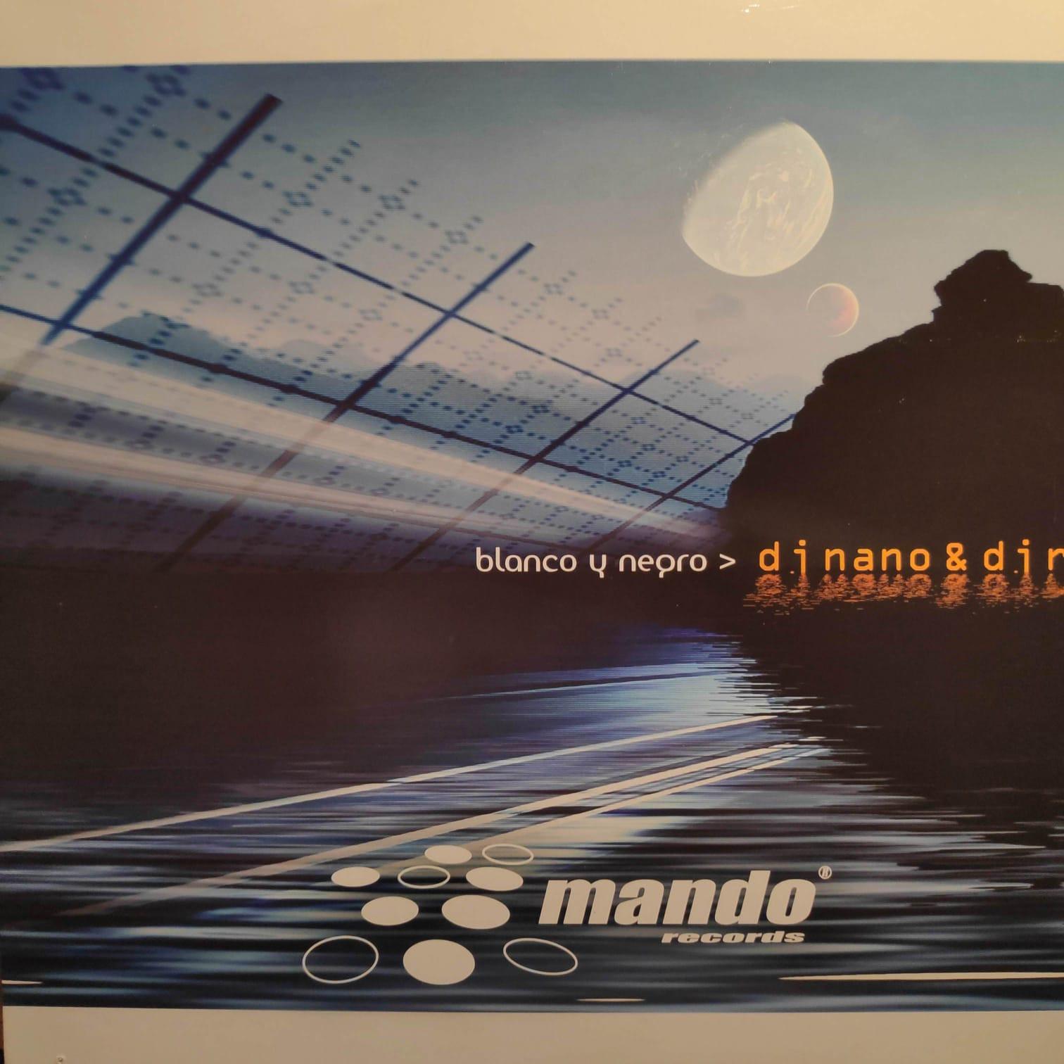 (2555) DJ Nano & DJ Ray – Blanco Y Negro