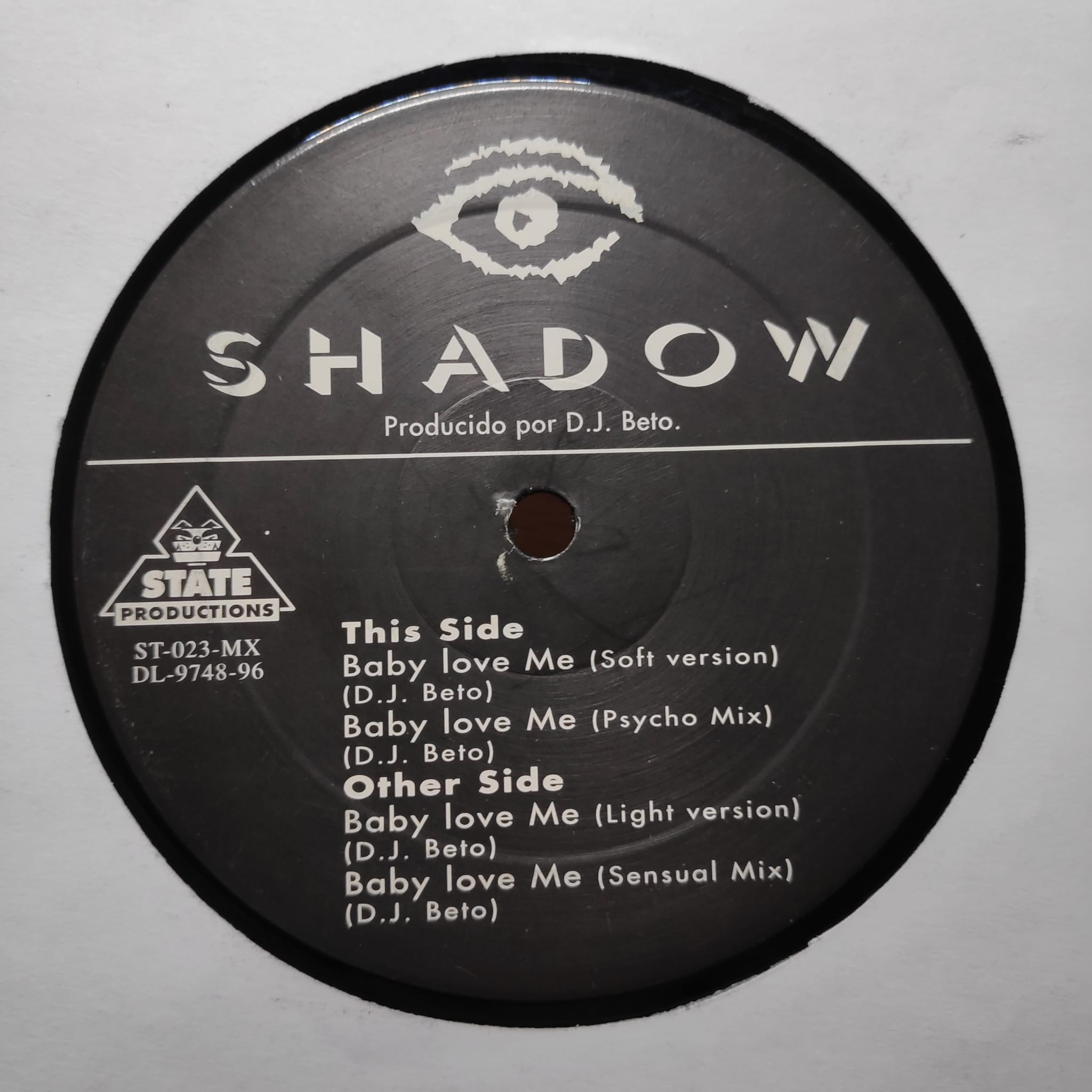 (CUB0489) Shadow – Baby Love Me