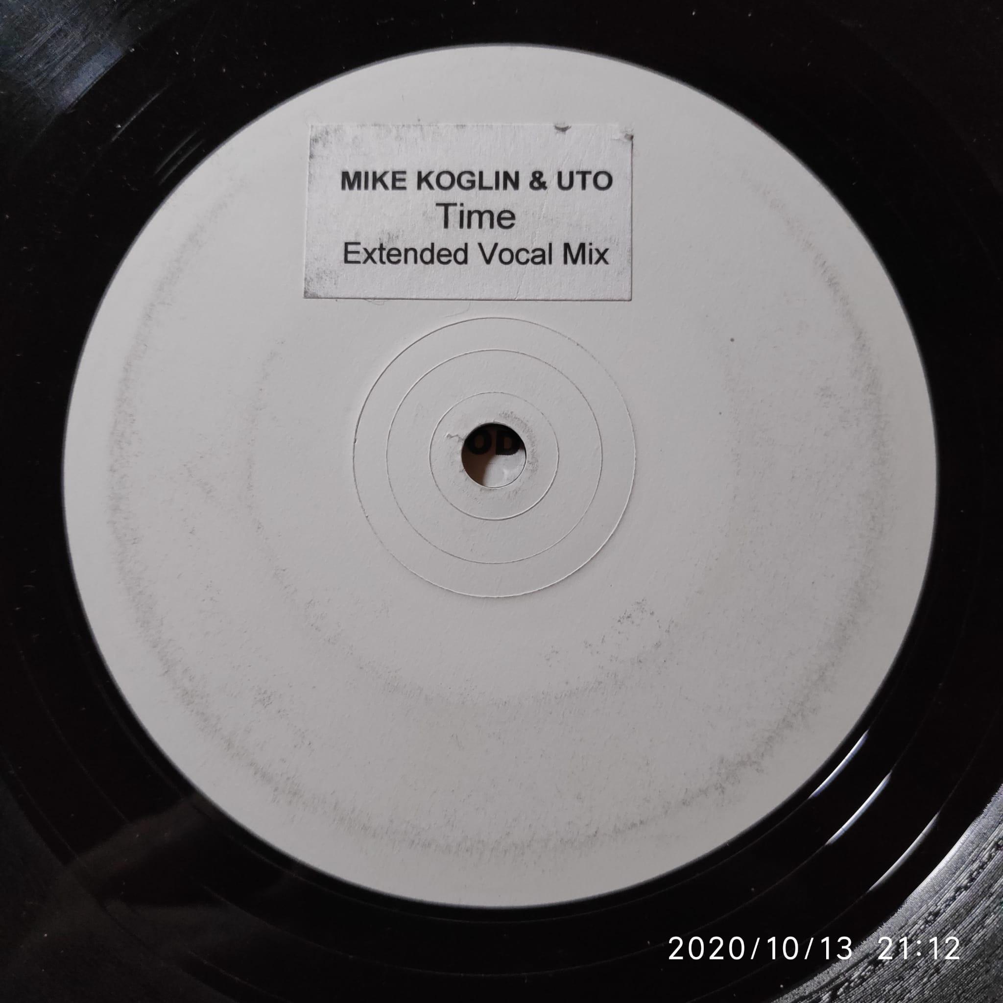 (5119B) Mike Koglin & Uto – Time