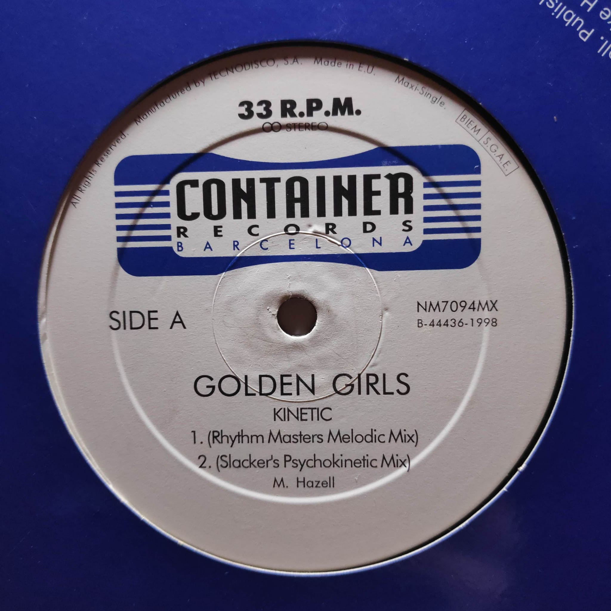 (24167) Golden Girls – Kinetic