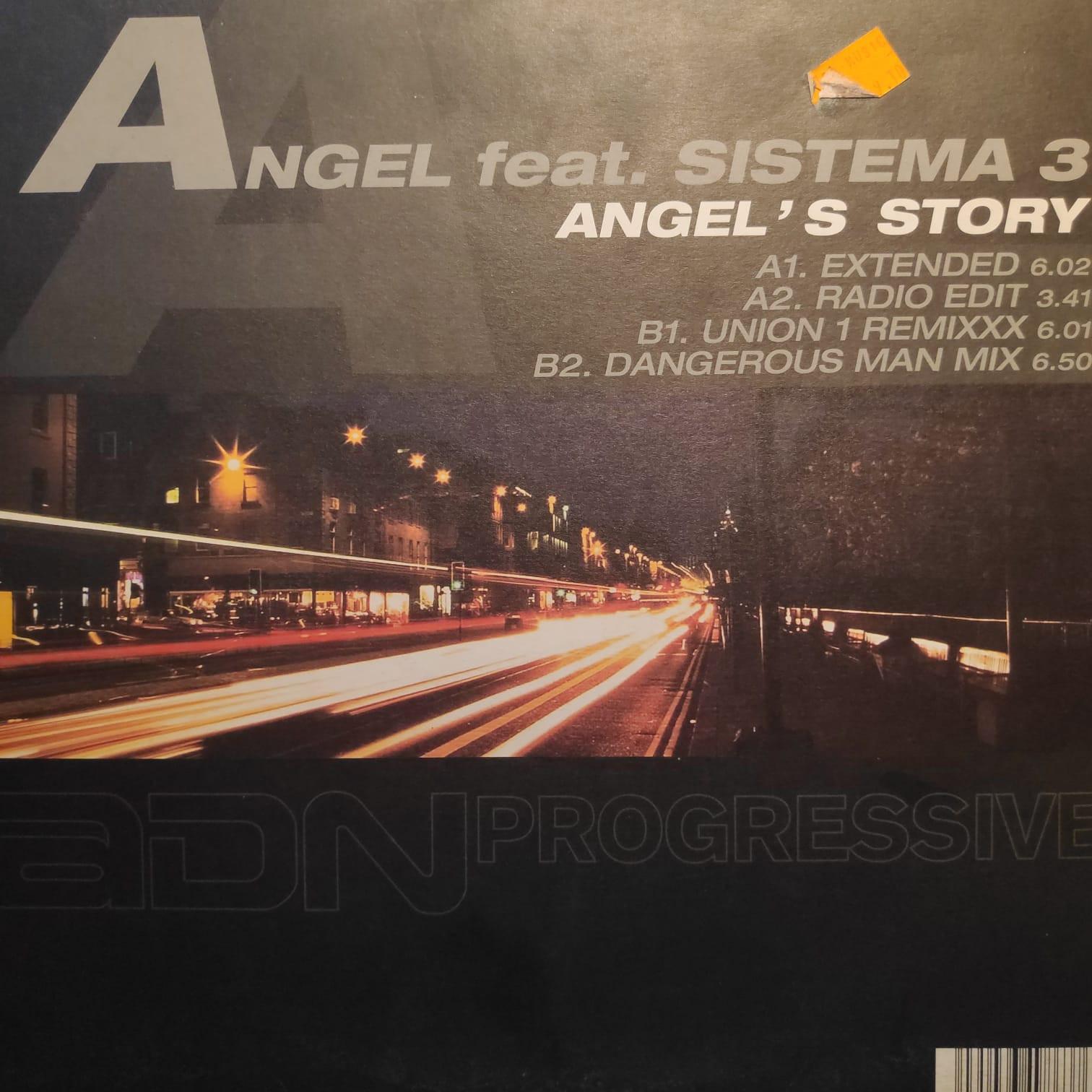 (1440) Angel Feat. Sistema 3 – Angel's Story