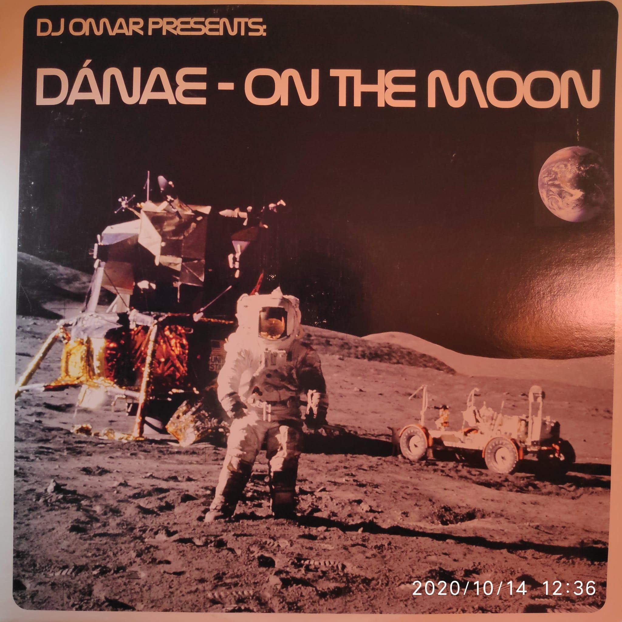 (9583) DJ Omar Presents Dánae – On The Moon
