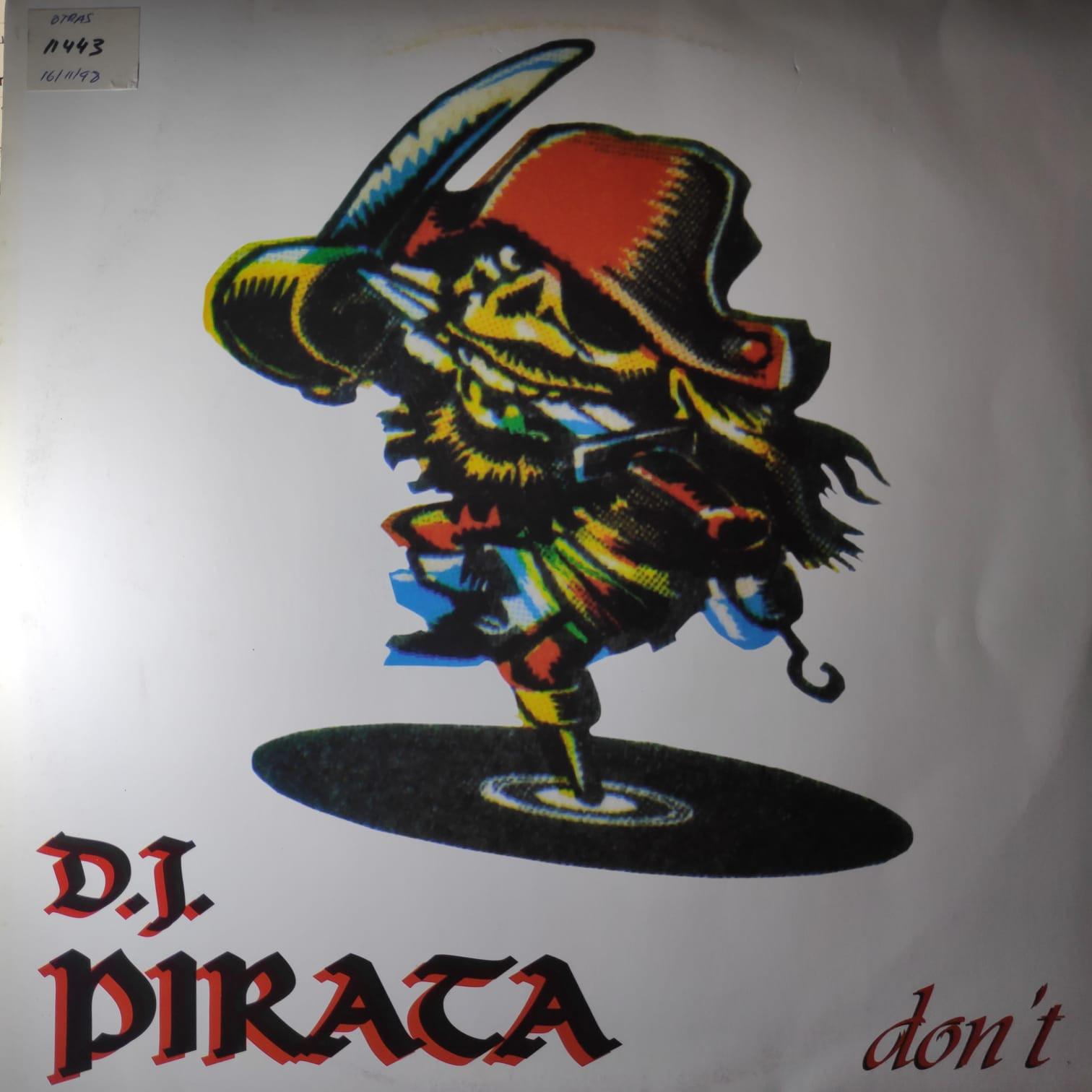 (FR179) D.J.Pirata – Don't