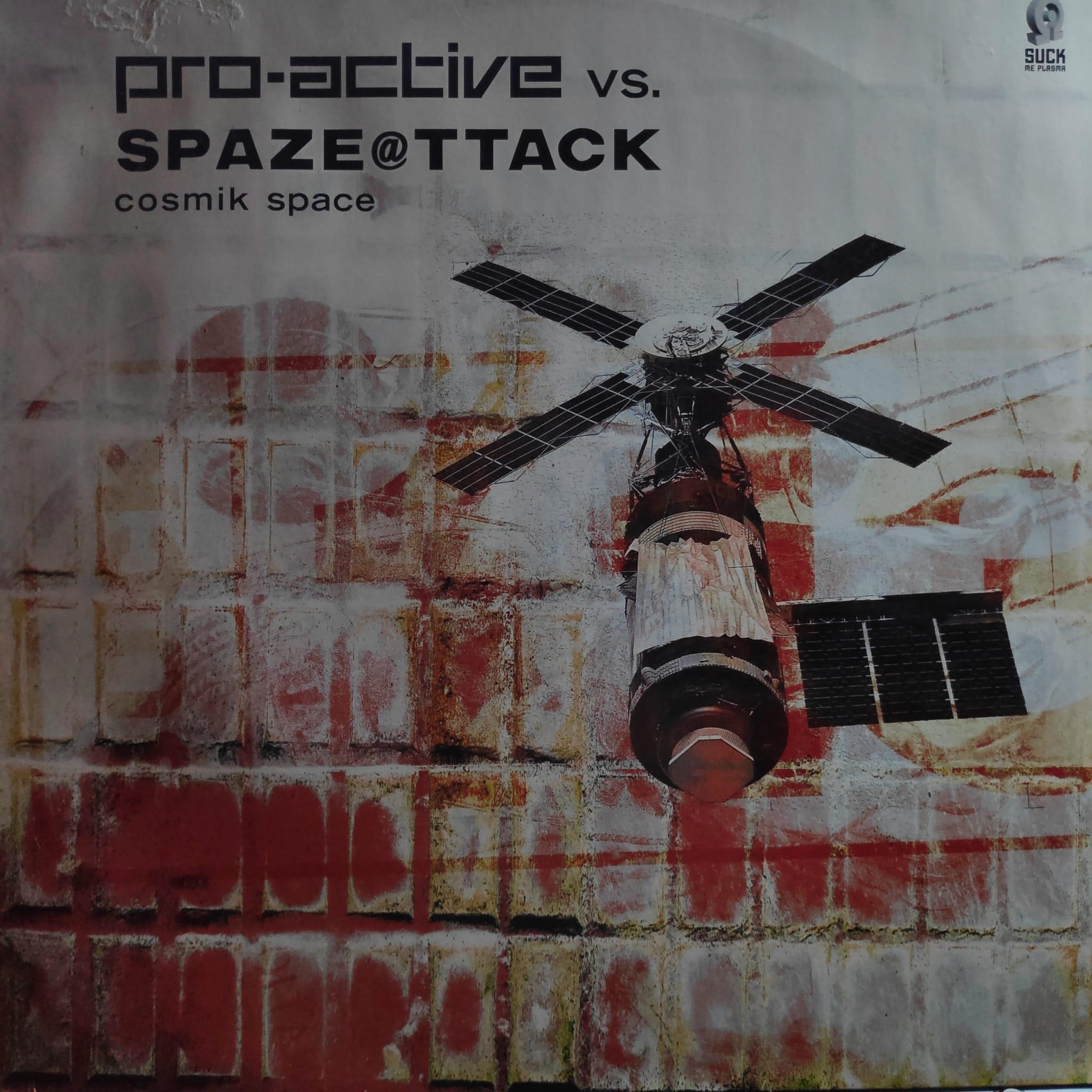 (29620) Pro-Active vs. Spaze@ttack – Cosmik Space