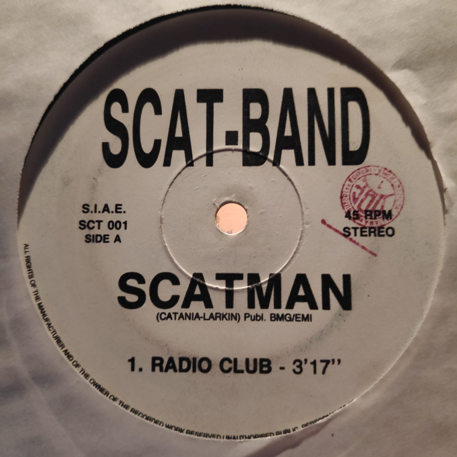 (27481) Scat-Band – Scatman