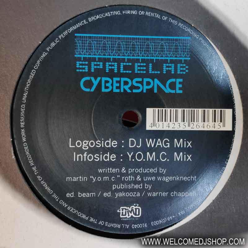(30805) Spacelab – Cyberspace