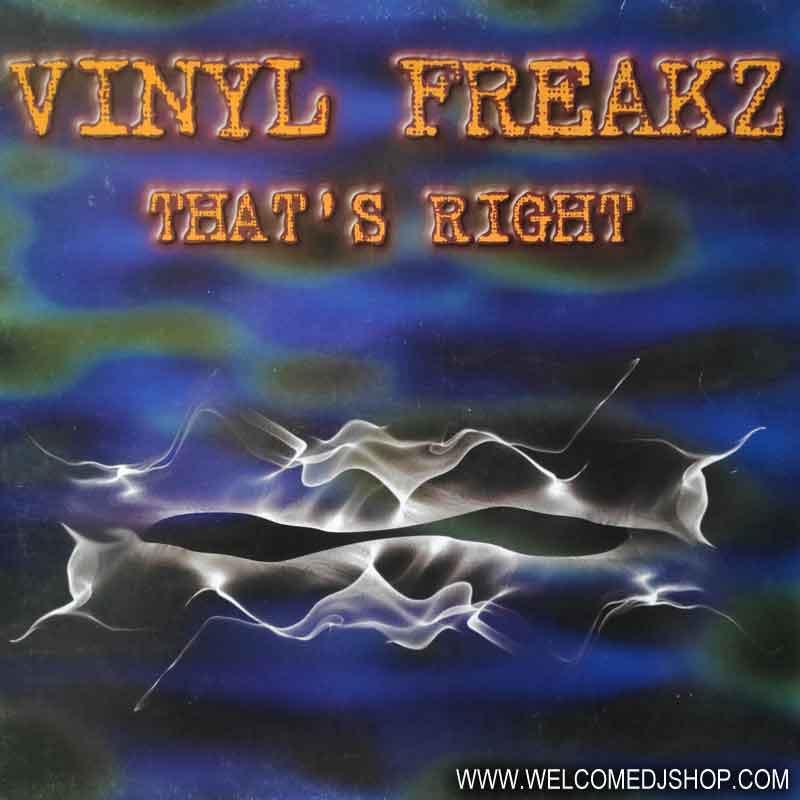 (V033) Vinyl Freakz – That's Right
