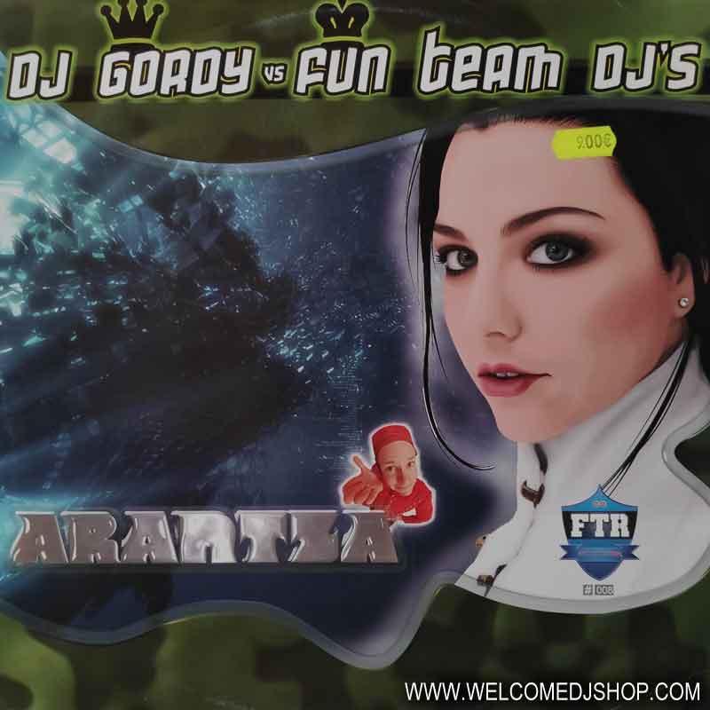 (13072) DJ Gordy vs. Fun Team Deejays – Arantza
