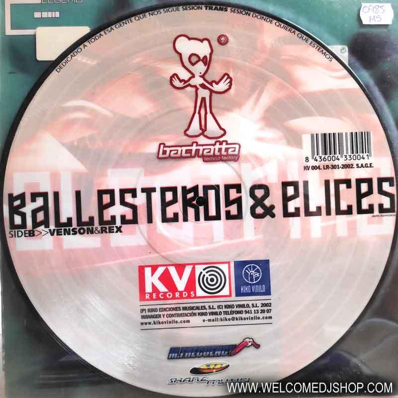 (0985) Ballesteros & Elices – Electriko