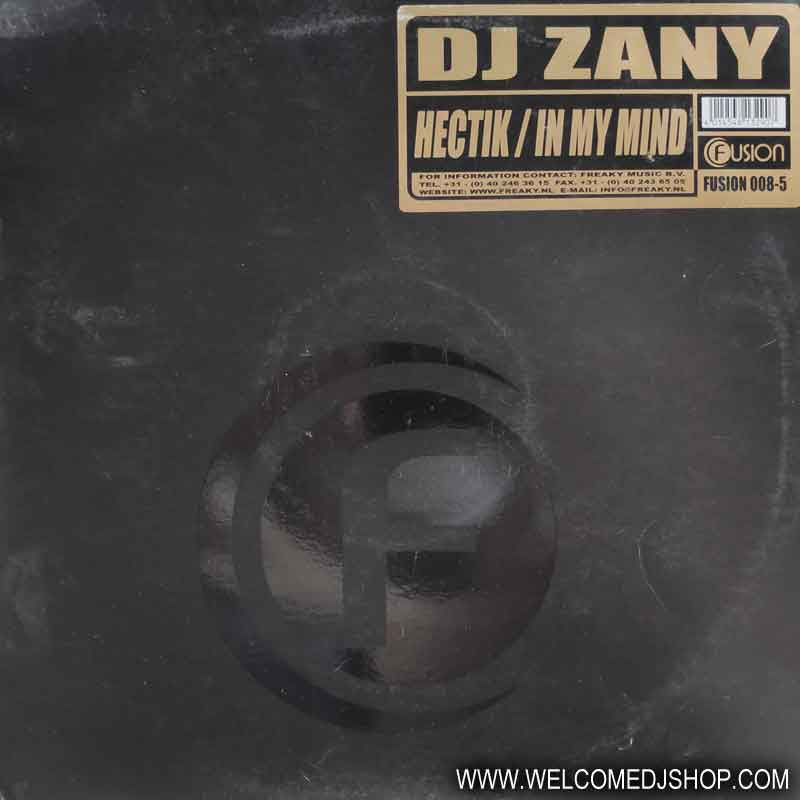 (6059) DJ Zany – Hectik / In My Mind
