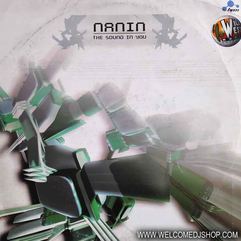 (1217) Nanin ‎– The Sound In You