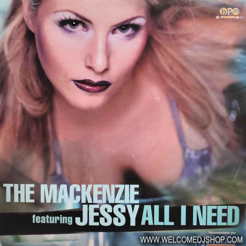 (CUB2392) The Mackenzie Featuring Jessy – All I Need