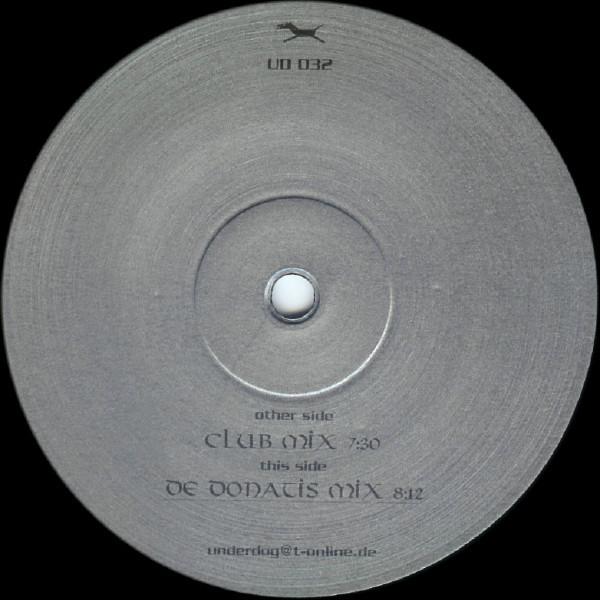 (0027) DJ Quicksilver – Ameno (VG+/Generic)
