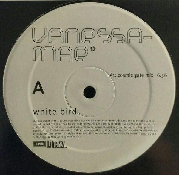 (6113) Vanessa-Mae – White Bird (The Mixes)