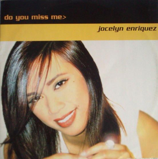 (CH059) Jocelyn Enriquez – Do You Miss Me