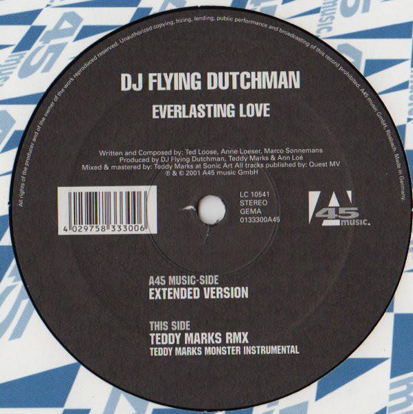 (24320) DJ Flying Dutchman – Everlasting Love