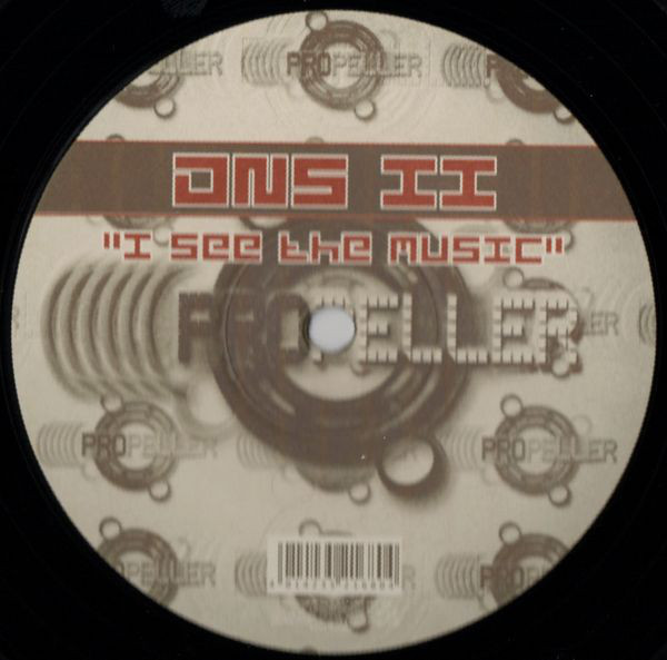 (JR1568) DNS II – I See The Music