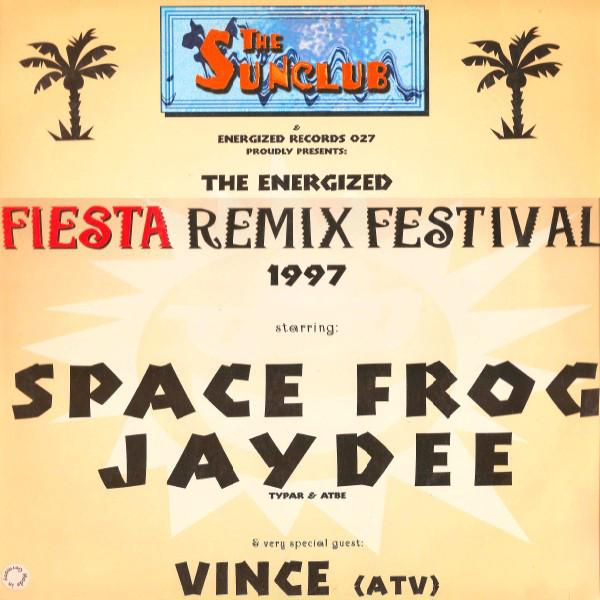 (A1370) The Sunclub – Fiesta (1997 Remixes)