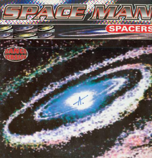 (27241) Spacers ‎– Space Man (Dance Version)