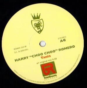 "(CM1176) Harry ""Choo Choo"" Romero – Tania"