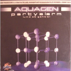 (9642) Aquagen – Partyalarm (Und Ab Geht's)