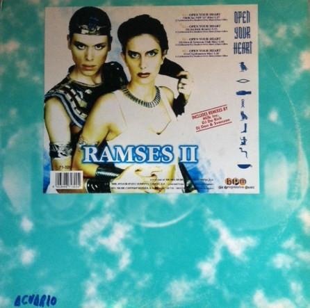 (FR192) Ramses II – Open Your Heart
