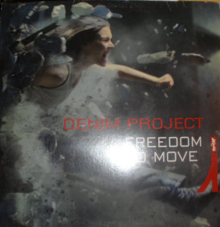 (A1654) Denim Project – Freedom To Move