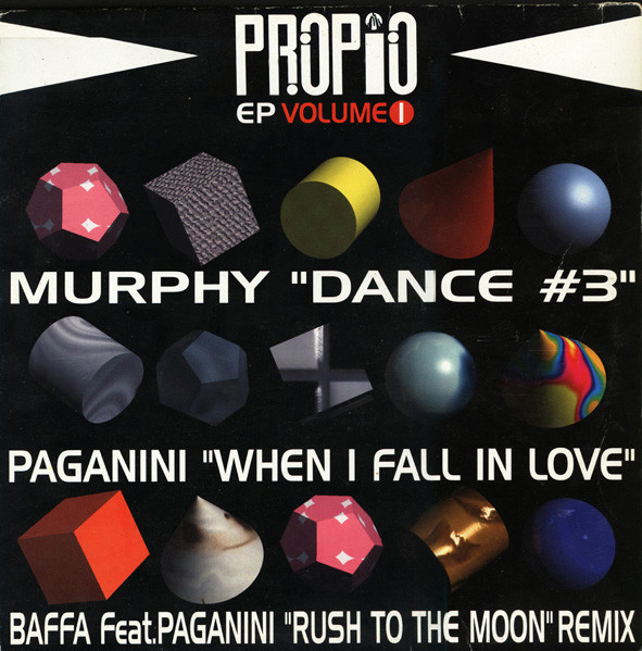(24919) Propio EP Volume 1
