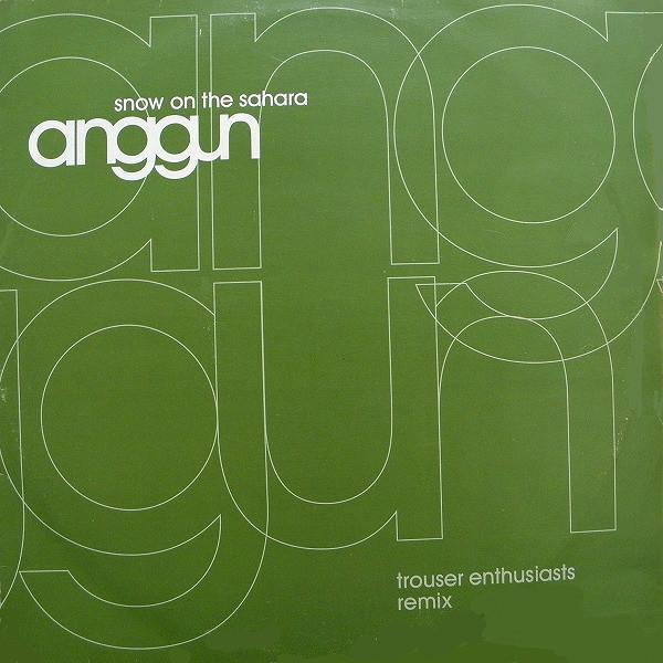 (JR1425) Anggun – Snow On The Sahara
