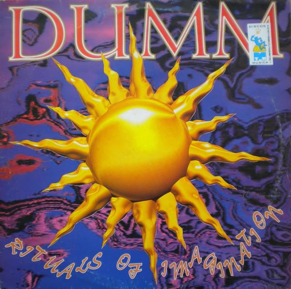 (23854) DUMM – Rituals Of Imagination (PORTADA GENERICA)