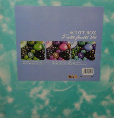 (FR201) Scott Box – Tutti Frutti '98