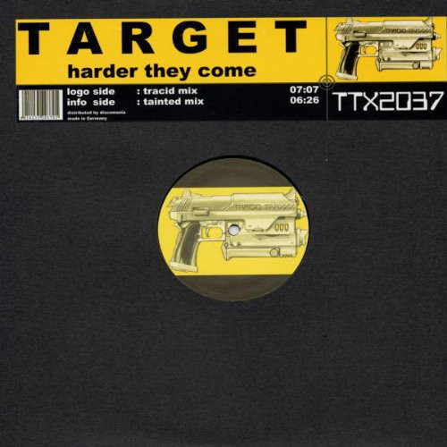 (6069) Target – Harder They Come