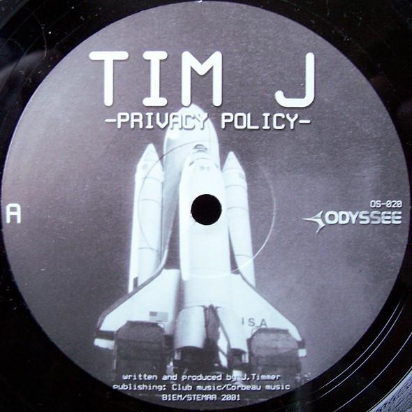 (A1036) Tim J – Privacy Policy